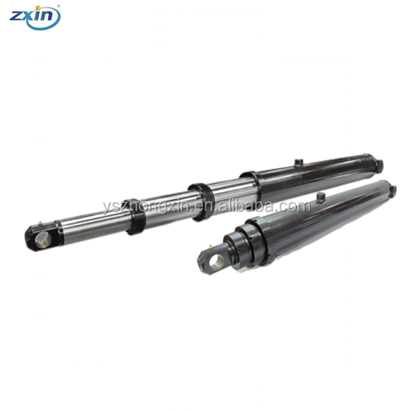 Parker Telescopic Hydraulic Cylinder S74DC-40-161