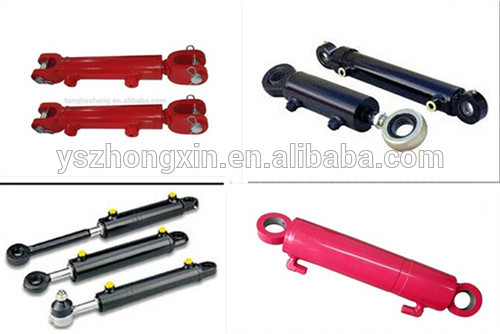 Hydraulic Mobile Boom Crane Cylinder for Tractor/garbage compactor