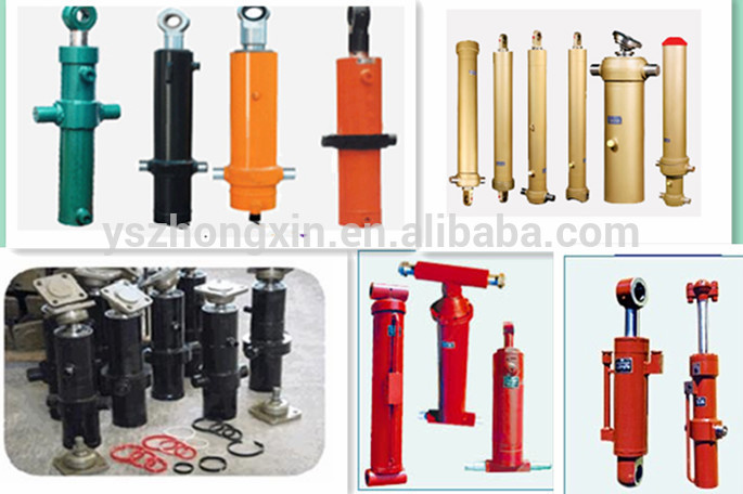 (20 year manufacturer) mini hydraulic cylinders elevator hydraulic cylinder,small double acting farm tractor hydraulic cylinder