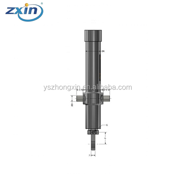 Single Acting 6 Stages FEE Type Telescopic Cylinders For Dumpers