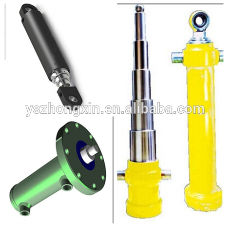 Double Acting Telescopic Hydraulic Cylinder Manufacturer for Elevator