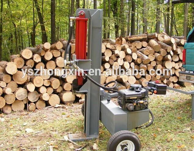 로그 스플리터 용 로터리 로그 스플리터 유압 피스톤