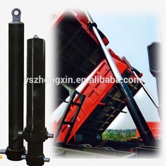 Hydraulic Push Pull Cylinder Mini Lift for Home Telescopic Hydraulic Cylinder