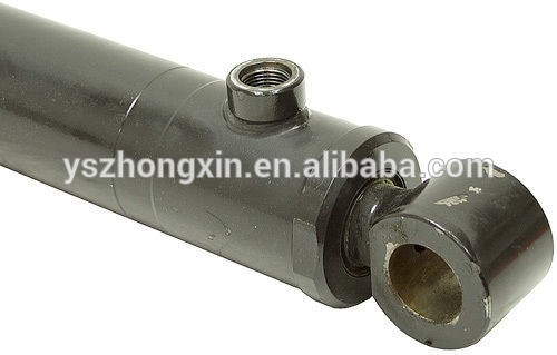 bore 5 inch rod 2.5inch stroke 30inch hydraulic parts double acting small welded hydraulic cylinder