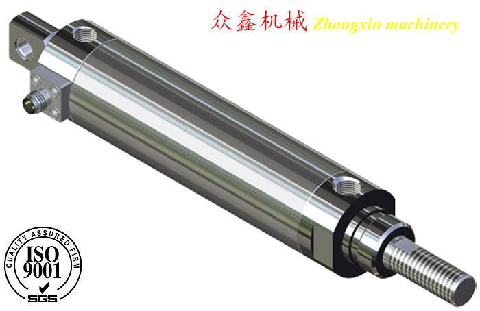 5 stage hydraulic cylinder,hydraulic cylinder piston rod,tractor hydraulic steering cylinder