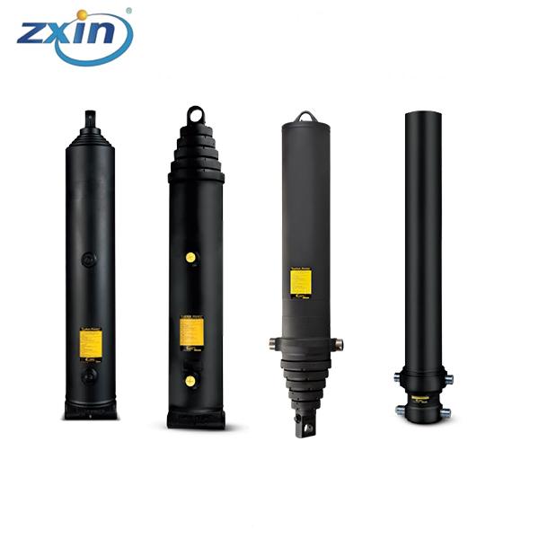 Tipper/Dump Truck Hydraulic Hoist System/Hydraulic Cylinder/Small Hydraulic Parts