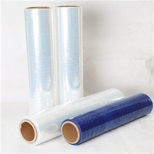 Cast LLDPE Stretch Wrap Film