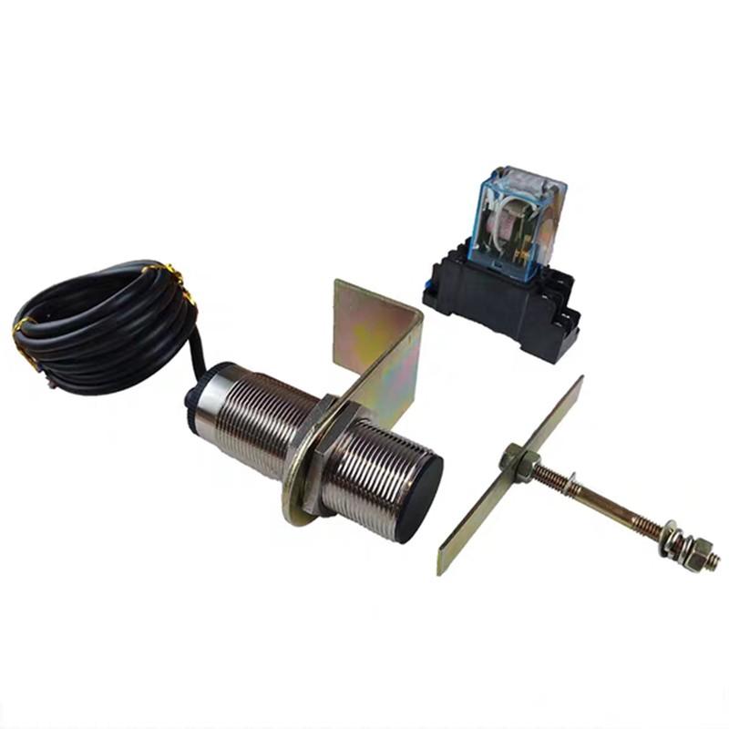 Belt Deviation Monitor Level Indicator Speed Sensor