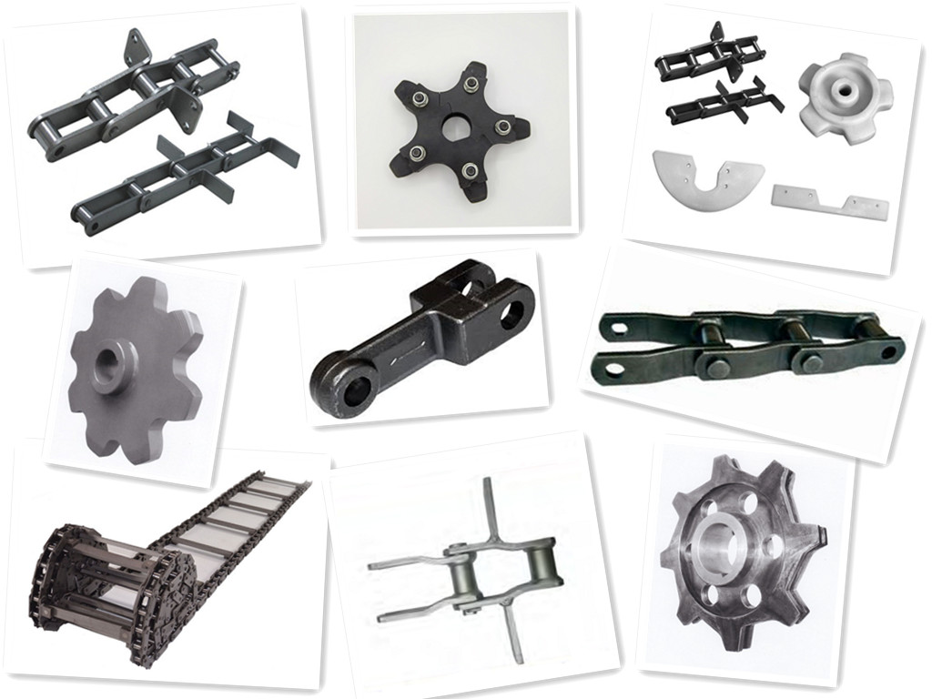 spare parts for chain conveyor