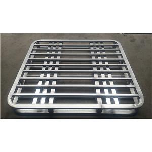 Storage Plastic Pallet Steel Metal Forklift Pallet