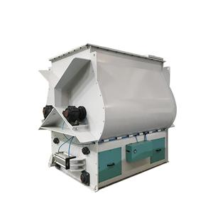 Wheat Grain Miller Grinder Flour Mill Batch Mixer