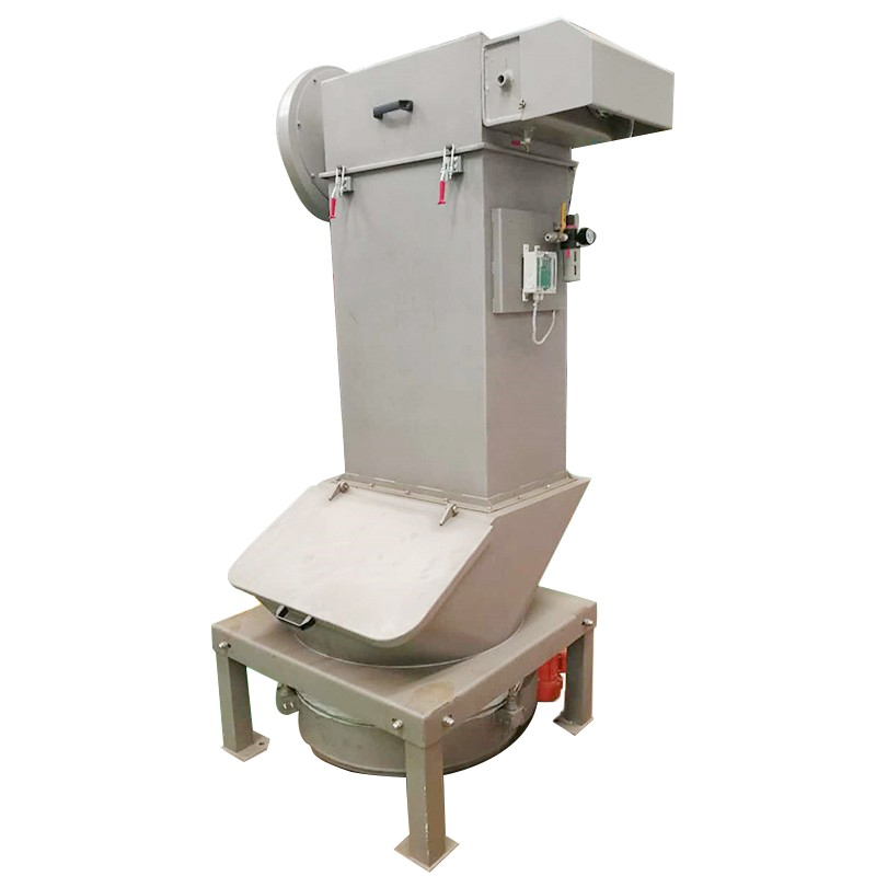 Commercial Flatwork Feeder Manual Feeding Station