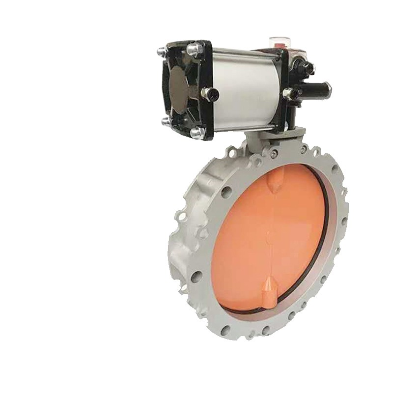 Flour Mill Grain Pneumatic Convey Butterfly Valve
