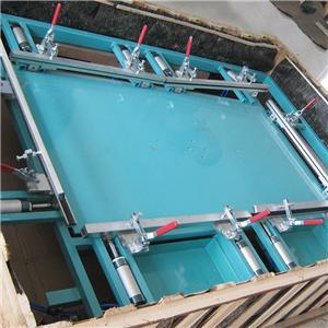 Flour Mill Plansifter Tension Screen Mesh Stretcher