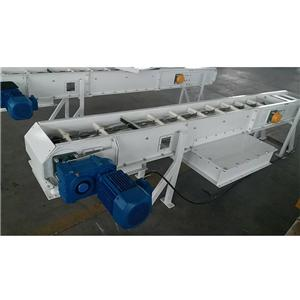 Powder Processing Feeder Round Ring Chain Conveyor
