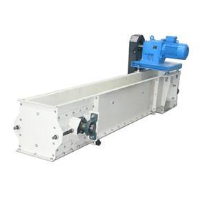 Transportor cu lanțuri de tracțiune a alimentatorului de manipulare a materialelor TGSS