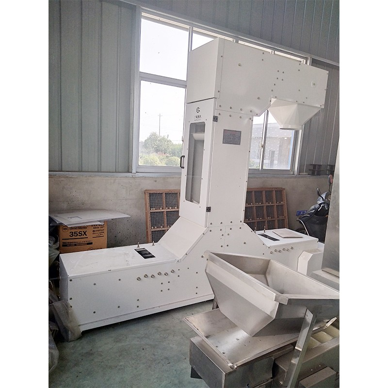 Seed Food Chemical Process Z Type Bucket Elevator Manufacturers, Seed Food Chemical Process Z Type Bucket Elevator Factory, Supply Seed Food Chemical Process Z Type Bucket Elevator