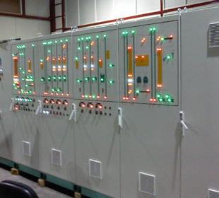 dulap de control automat