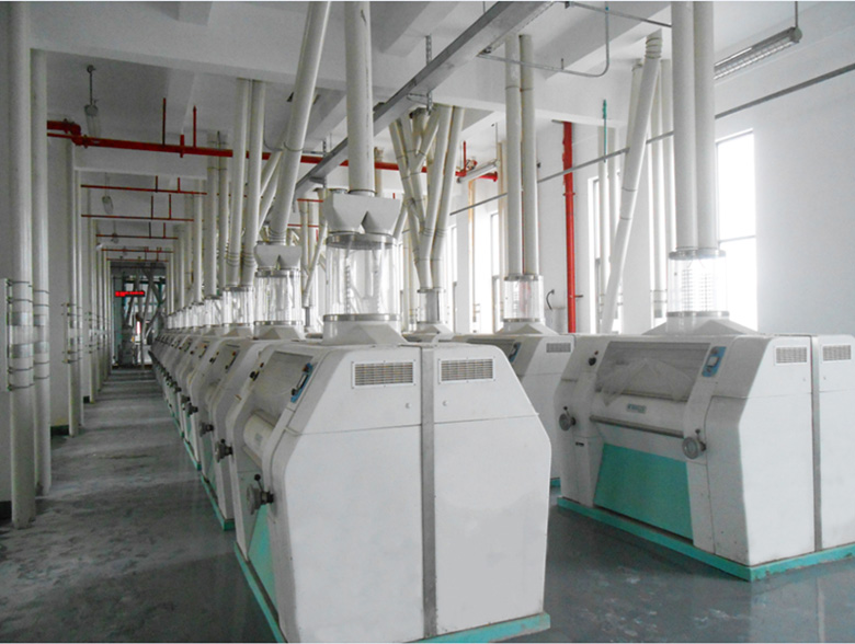 400TPD FLOUR PRODUCTION LINE