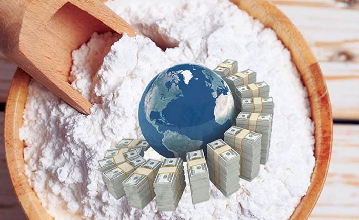 سوق الدقيق العالمي والتجارة