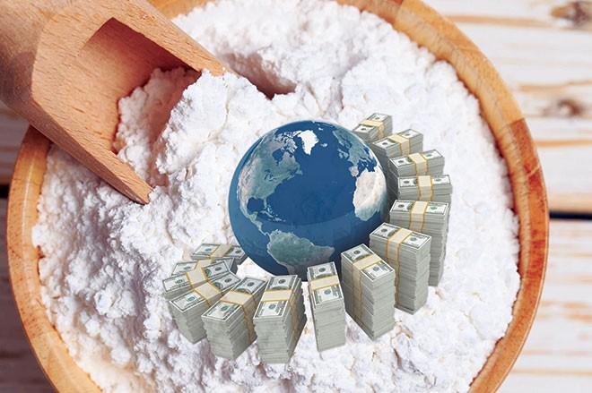 WORLD FLOUR MARKET AND TRADE