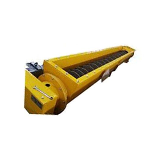 Sewage System Wastewater Treatment Screw Conveyor