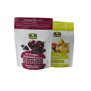Environmentally Friendly Dry Fruit Pouches