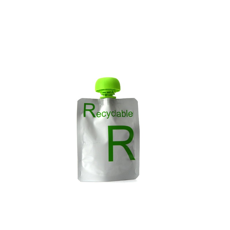Spouted Liquid Stand Up Pouches In Recyclable Packaging Materials Manufacturers, Spouted Liquid Stand Up Pouches In Recyclable Packaging Materials Factory, Supply Spouted Liquid Stand Up Pouches In Recyclable Packaging Materials