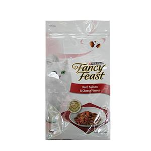 Quad Seal Bags For Cat Food