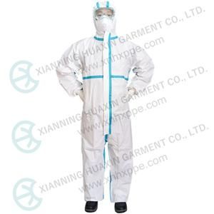 Limited Life Limited Use Workwear For Handling Powders