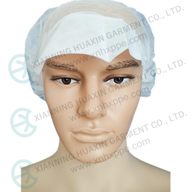PP Spunbond Polypropylene Women Work Cap, Hair Net, Snood Cap Factory