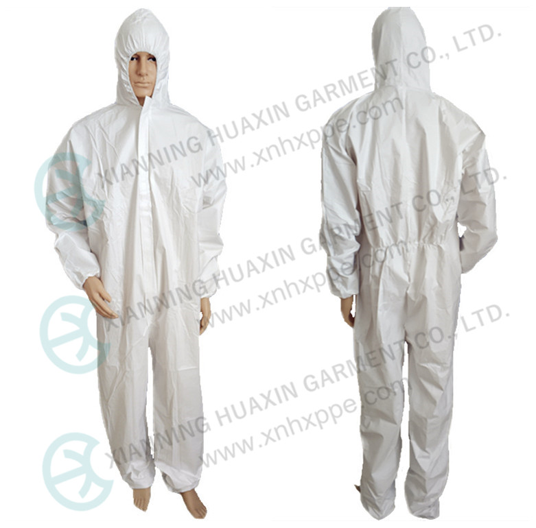 Type 56 one time use protective work wear