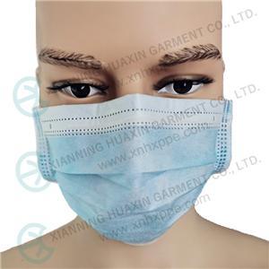 신종 코로나바이러스 감염증(코로나19) 퇴치에 사용하는 3중 마스크