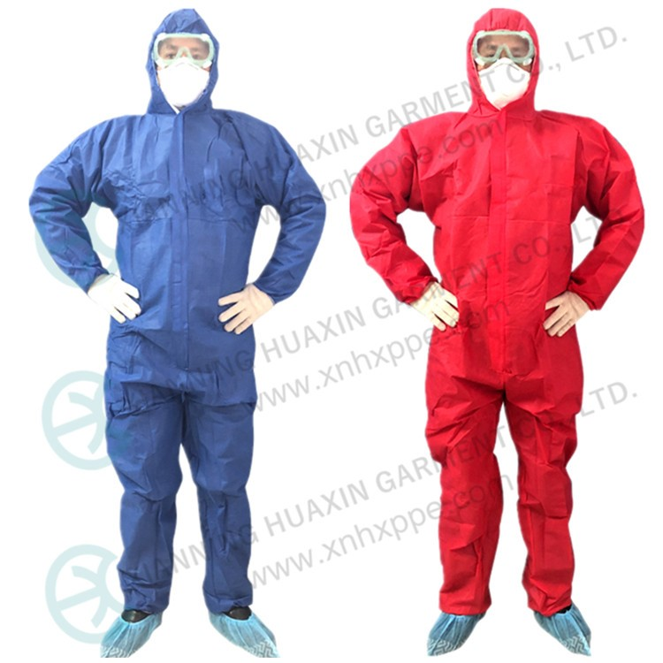 construction use asbestos safety clothing
