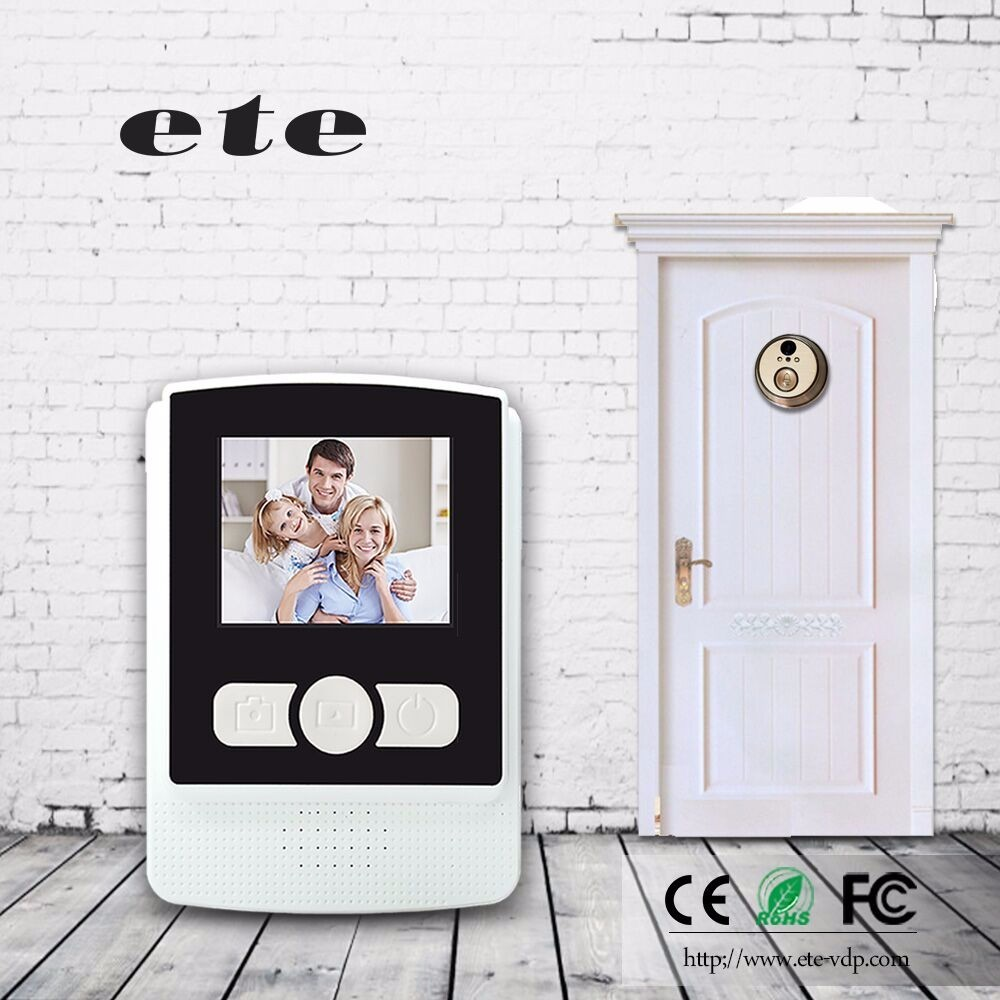 2.4 Inch Video Door Viewer