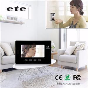 Videoportero Aiphone con aplicación móvil WiFi