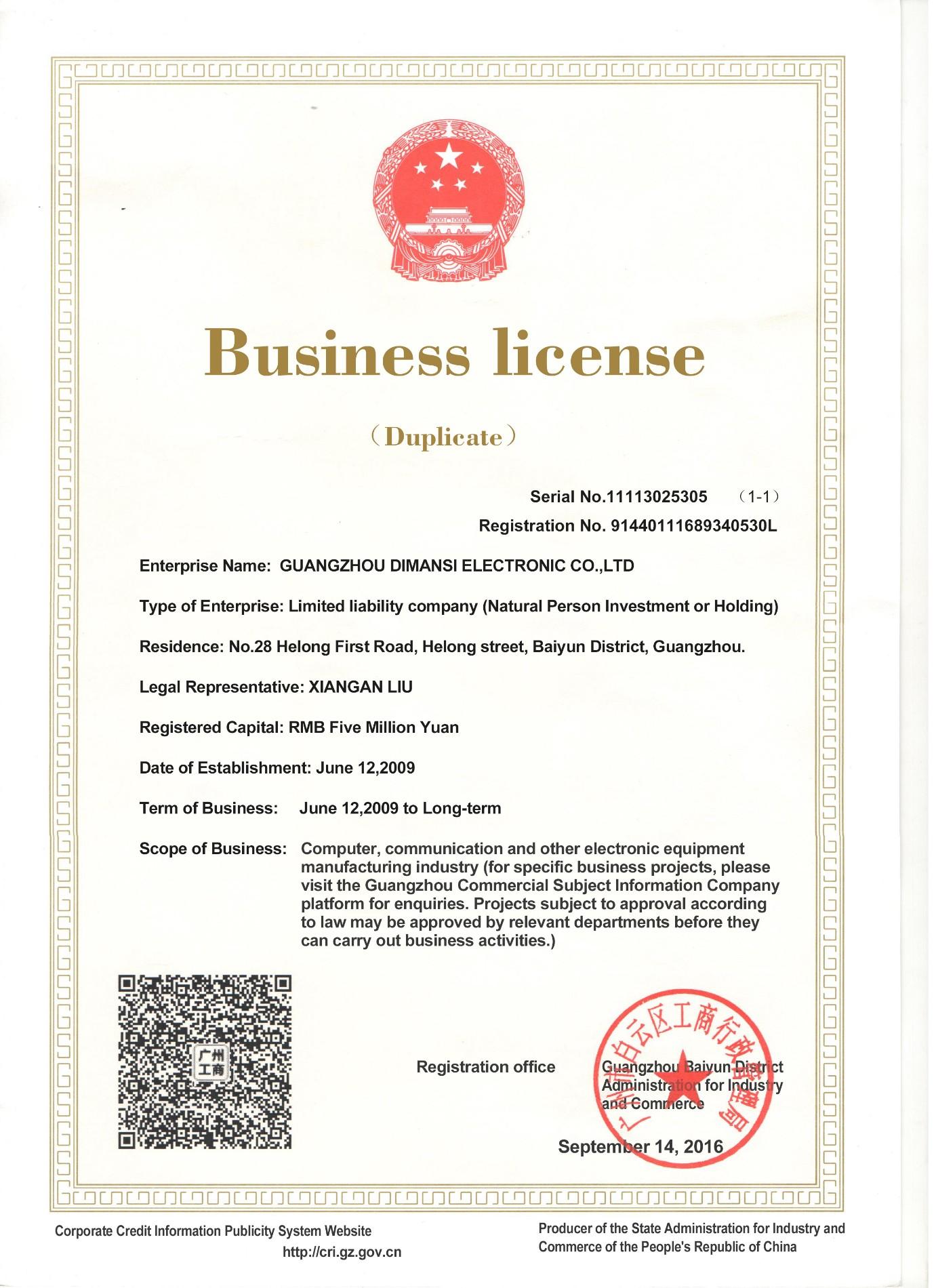 Licencias comerciales