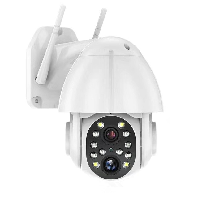 Starlight Auto Tracking Wi-fi Pan&Tilt Dome Camera