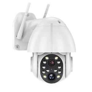 Cámara domo de Starlight Auto Tracking Wi-fi Pan & Tilt Dome
