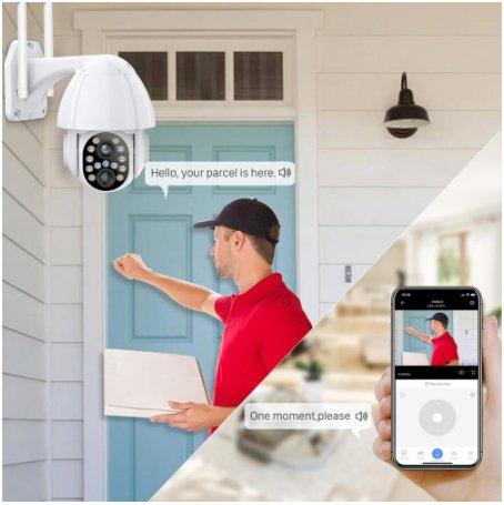 Otomatik İzleme Wi-fi Kamera