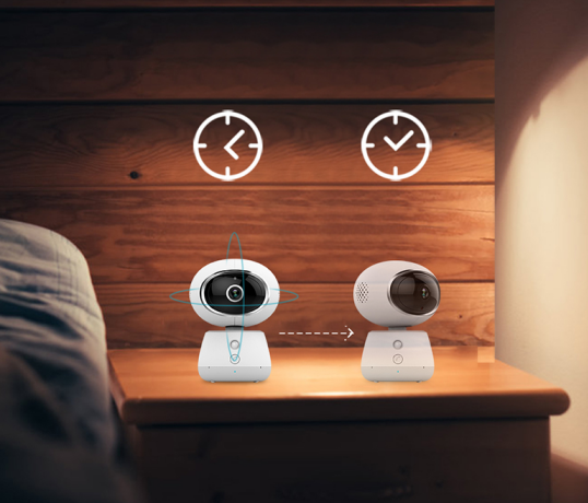 Vücut Hareket Algılama Wi-fi Kamera