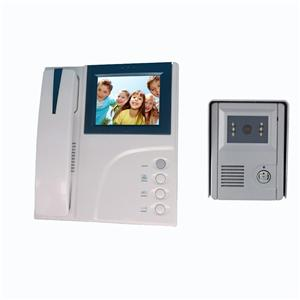 Sistema de videoportero con control de acceso