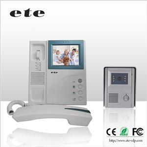 IP de videoportero OEM con auricular