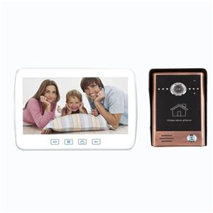 10 Inch Video Door Phone Screen With Motion Detection