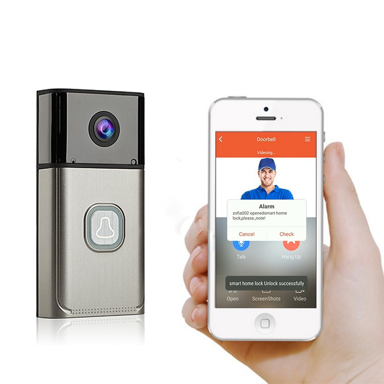 Tuya Ip Video Intercom Door Phone