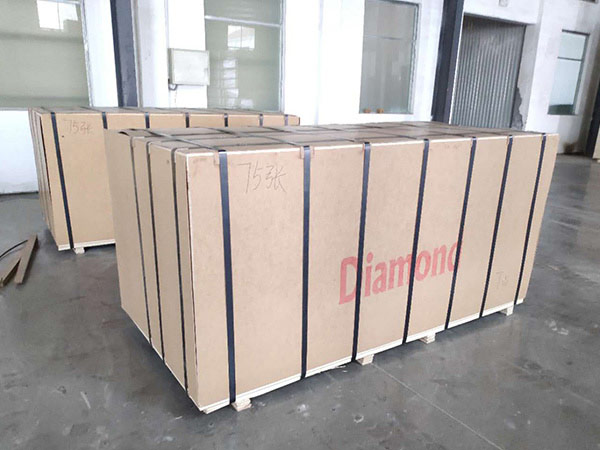 wood grain melamine MDF