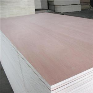 Natural Veneer Okoume Plywood