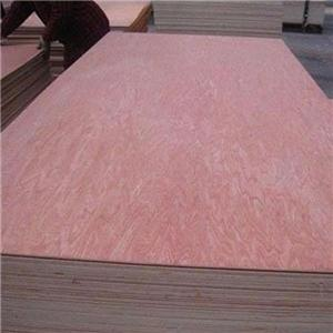 Natural Veneer Bintangor Plywood