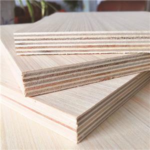 Soft Light Melamine Laminated Plywood