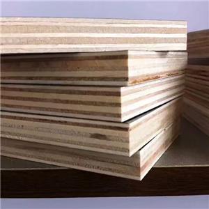 Rough Melamine Laminated Plywood